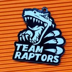 아크릴키홀더 team raptors